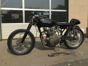 1969 Honda CL450 Vintage Road Racer - Track Bike - EXC Condition