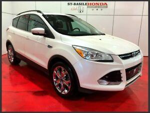 Ford Escape SEL AWD + CUIR + TOIT + GPS 2013