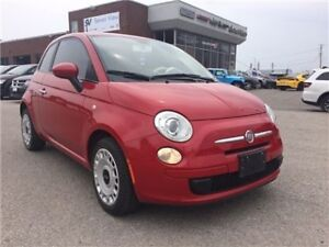 2012 FIAT 500 Pop Only 23, 000 KMS !!!