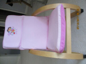 Dora chair, for child