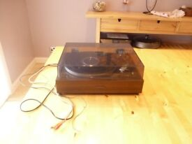 Vintage Pioneer PL 12D MK ii Turntable New Rega Cart.New Belt.Serviced.Price Lowered