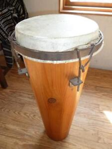 Deux tambours/Two drums