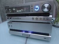 KENWOOD SYSTEM PRE/ POWER AMPLIFIER DVD/CD MP3 WMA Entertainment System