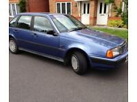 CAR for sale,VOLVO 440 Automatic, low mileage