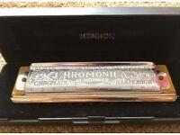 Lennon Hohner 'Super Chromonica' 270 Deluxe harmonica