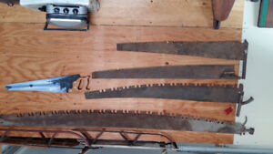 Old Saws for Sale