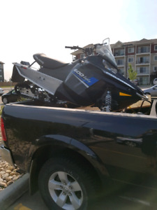 2013 Polaris Indy 600. Only 531 kms