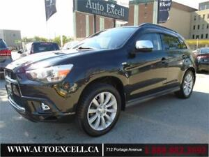 2011 Mitsubishi RVR GT 4WD 4dr CVT PANORAMA ROOF BLUETOOTH