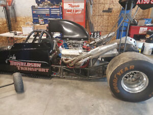 2000 Inovative Chassis works Dragster