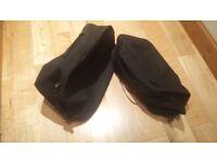 Motorcycle pannier inner bags from Hein Gericke