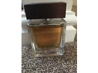 D&G the one 50ml males aftershave