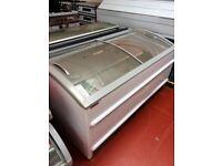 Novum Chest Freezer Commercial Used