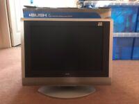 "Bush 19"" High Definition Widescreen LCD TV"
