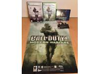 Modern warfare collectors edition for Xbox 360