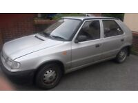 Skoda felicia 1.3 petrol needs alternator or battery not sure which wont hold charge