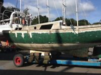 Free Boat re-listed due to time waster