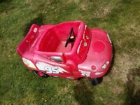 Little Tikes Lightning Mcqueen Ride On Car RRP £60 Grab A Bargain