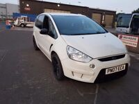 Ford smax st 2.5t 7 seat long mot spares or repairs