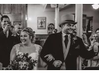 Wedding Photography Special Offer - £499!