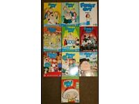 Family Guy Dvd BoxSets. Joblot