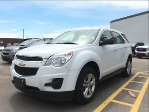 2015 Chevrolet Equinox One owner, accident free