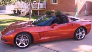 2005 Chevrolet Corvette Awesome Fast Convertible