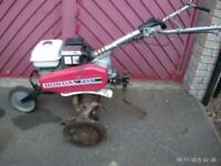 Honda 501 Rotavator