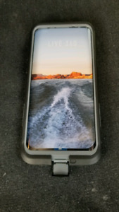 Samsung Galaxy S8 plus Lifeproof case