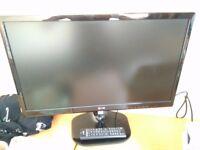 LG 24 inches TV Monitor 1080p Full HD