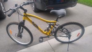 """Like Brand New CCM bike 24"""" static bike"""