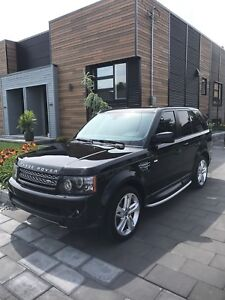 2013 Range Rover Supercharged - 50000km