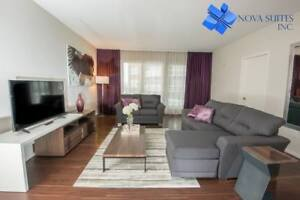 FURNISHED.. Amazing 2 bedroom furnished units - NOVA SUITES