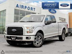 Ford F-150 4WD SuperCab 2015
