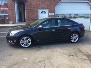 2014 Chevrolet Cruze 2LT RS Package