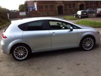 2008 SEAT LEON 1.9 TDI STYLANCE 1 OWNER FROM NEW OZ RACING ALLOYS SERVICE HISTORY