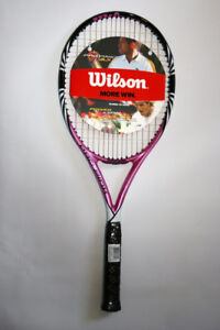 Wilson BLX Head Yonex Vokyl Tennis Racquest in Crowsnest Pass