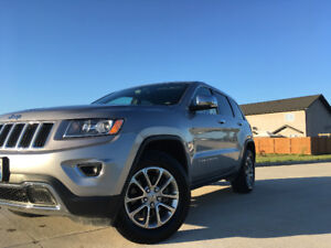 2014 Jeep Grand Cherokee Limited *Leather, One Owner*