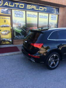 exotic auto detailing for $99!!! special offer, hand car wash