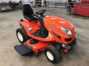 """Kubota GR2110 Diesel Lawn tractor with 54"""" deck (437 HOURS)"""