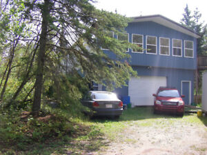 2700 sq.ft. Dwelling on 159 acres of treed land