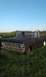1969 F100 360 2wd