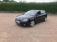 Audi A3 sport back 2.0 tdi 5 door S-line