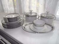WINTERLING DINNER SERVICE (BAVARIAN)