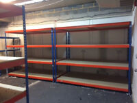 Heavy duty warehouse / storage racking - Great prices!