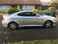 An impressive Hyundai Coupe - A great bargain !!!