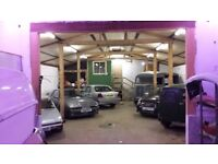 Classics Car and Vehicle Indoor Storage Wetherby