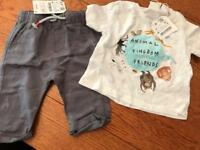 Brand new boys clothes from Zara 3-6months