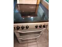 Gas cooker belling
