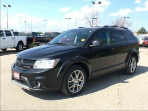 2013 Dodge Journey R/T**LEATHER**7 PASSENGER**NAV**SUNROOF**
