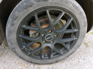 Alzor VW golf rims